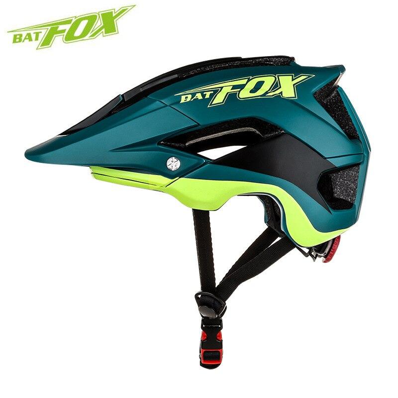 BATFOX Ultralight Integrally-Molded Bicycle Helmet for Men Women Cycling Helmet Casco Ciclismo Road MTB Safety Bike Helmet<br>