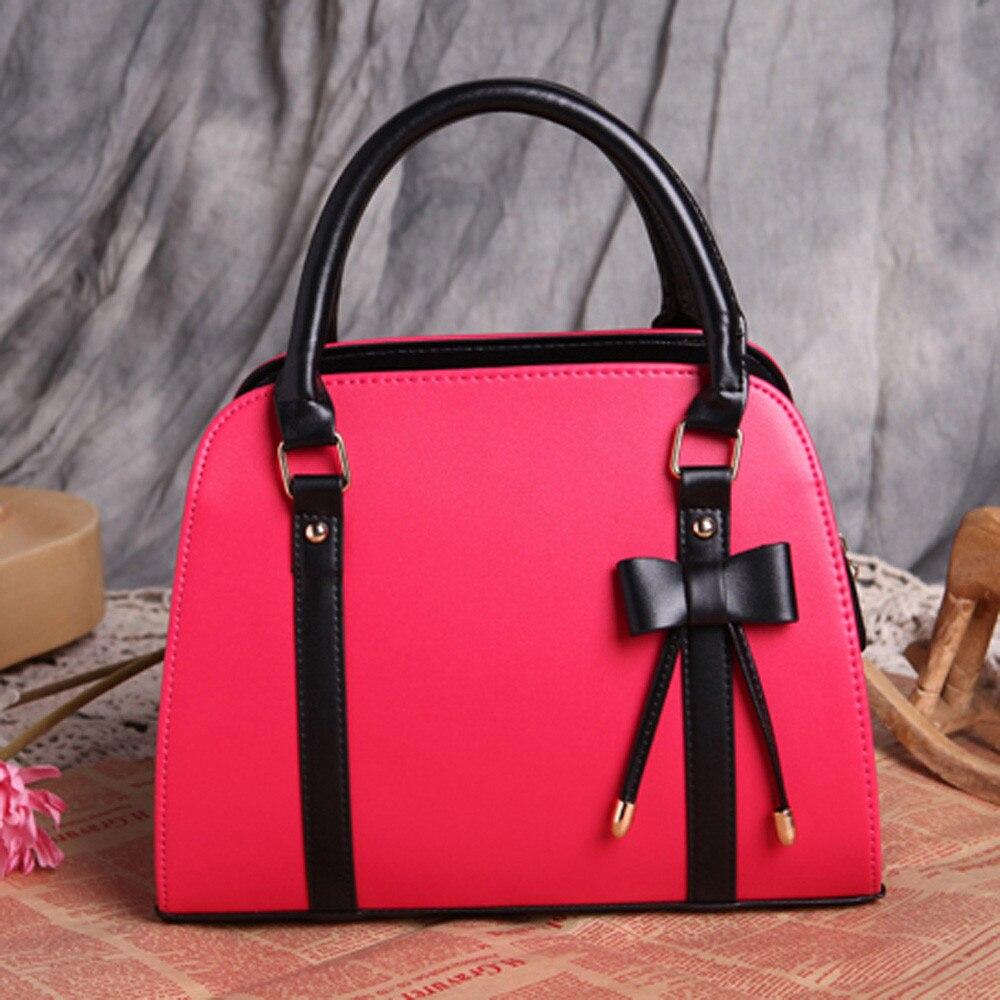 Womens Messenger Bags Luxury Handbags Ladies Bag Designer Brand Faux Shoulder Rosette Totes Spacious Purse Gift bolsos mujer W<br>