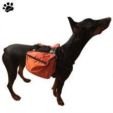 My Pet Dog Waterproof Backpack Outdoor Camping Training Breathable Dogs Bag For Medium Large Big Pet Carrier Product BP02