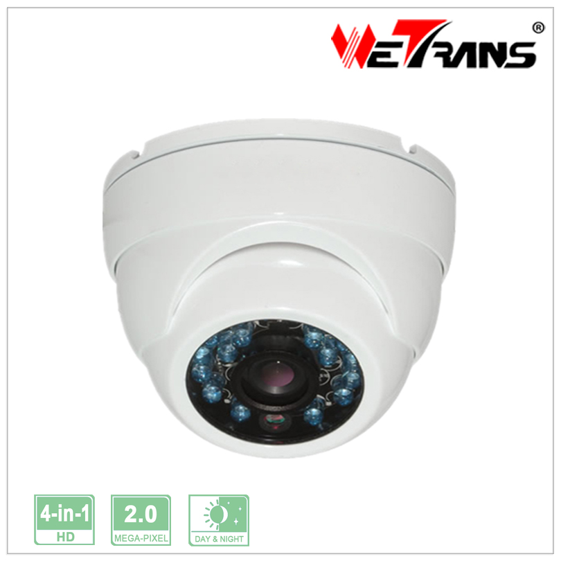 HD AHD Camera  4 in1 Indoor Dome 20m Night Vision Security Camera 1080P High Definition HD CVI/AHD/HD TVI 2.0MP Dome Camera<br><br>Aliexpress