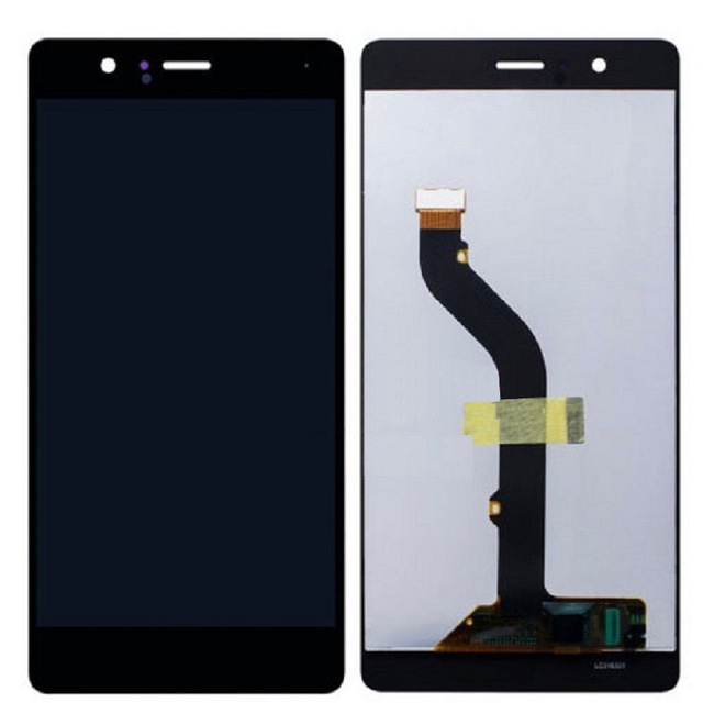 5.2 Inch Full LCD Display+Touch Screen Digitizer Glass Panel Assembly For Huawei P9 Lite / G9 lite VNS-L21 L22 L23 L31 L53<br>