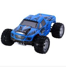 RC Car WLtoys A979 2.4G 1/18 Scale Remote Control Off-road Racing Car High Speed Stunt SUV Toy Gift For Boy RC Mini Car(China)