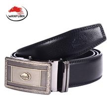 designer belts men high quality original brand genuine leather belt for male fashion automatic luxury aolly strap belt for men(China)