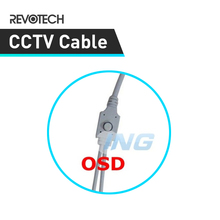 ING OSD Menu Cable for CCTV Camera (Do not Sell for Single, Only for Upgrade Camera of Our Store )(China)