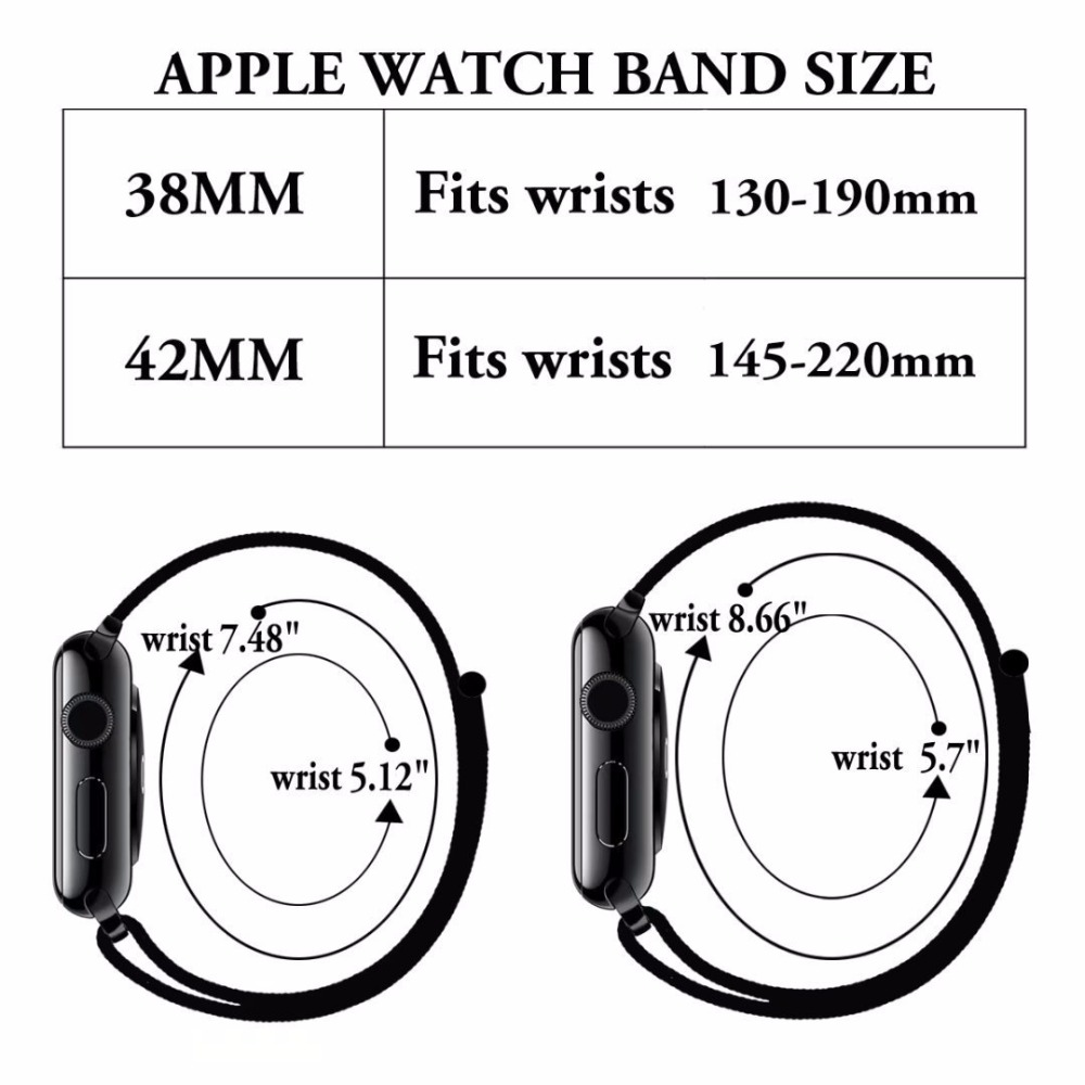 latest-upgrade-Woven-Nylon-Watchband-straps-for-iWatch-Apple-Watch-sport-loop-bracelet-fabric-band-38mm (2)
