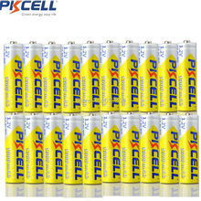 20Pieces 1.2V 1300mAh Ni-MH AA Rechargeable Battery For DVD/Mp3/Digital Camera PKCELL Brand(China)