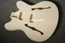 New Brand Jazz Unfinish Guitar Body