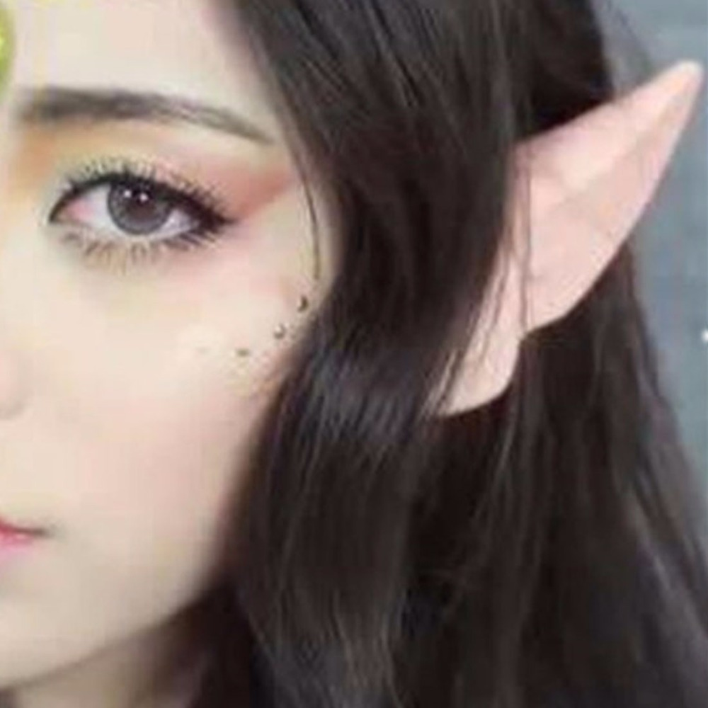 New mysterious angel elf ears Cosplay accessories Halloween party toys children