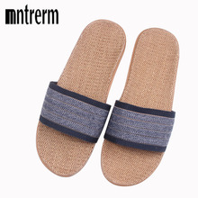 2017 Famous Brand Designer Casual Plaid Stripes Men Sandals Slippers Summer Fashion Men Outdoor Casual Beach Shoes Flip flops(China)