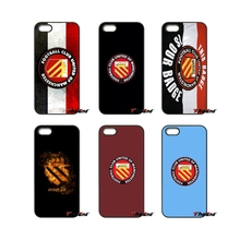 FC united of manchester Logo For iPod Touch iPhone 4 4S 5 5S 5C SE 6 6S 7 Plus Samung Galaxy A3 A5 J3 J5 J7 2016 2017 Case Cover(China)