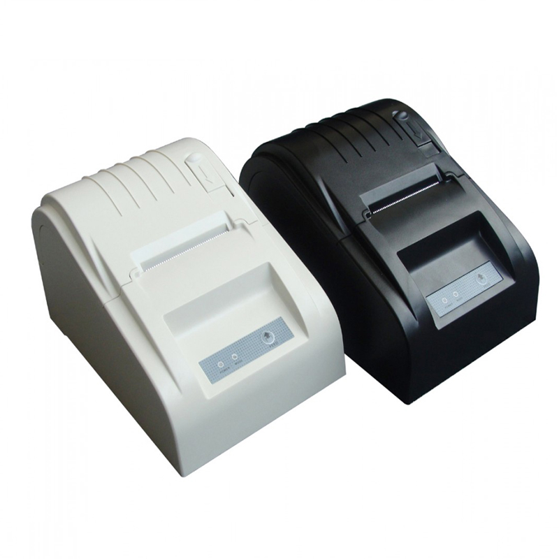 5PCS wholesale High Speed USB Port 58mm POS printer Thermal Receipt Pirnter mini USB thermal printer_DHL<br>