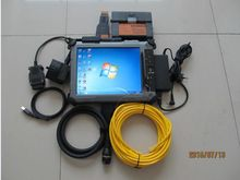 IX104 Tablet Computer (I7 CPU 4GB RAM) Plus ICOM A2 And 480GB MINI SSD ICOM A2+B+C Software Installed Well Version 2017.07