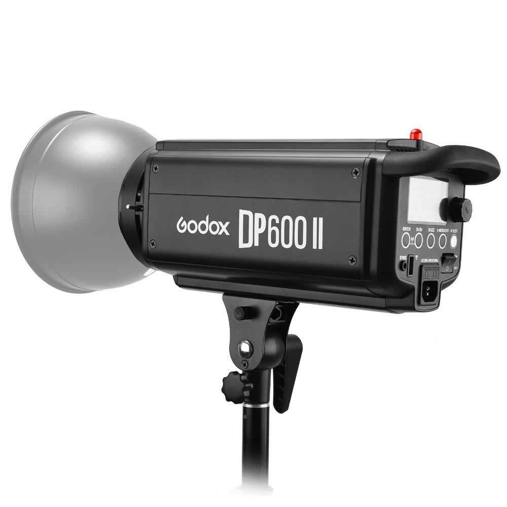 Godox Studio Flash DP600II Built-in with 2.4G X System (21)