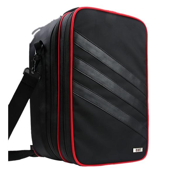 Professional digital storage Case for Sony psvr VR goggles for data cable USB hard disk Waterproof Shoulder Bag Black<br>
