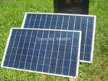 Hot* 20W 2PCS 10w 12V poly solar panel,10w 12 v solar module for battery charge, free ship to worldwide(China)