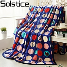 Solstlce Brand Bedding 2017 Blanket Big Circle Throw Blanket For Adult Soft Plush Fleece Blanket Thicker Blankets On Sofa/Bed
