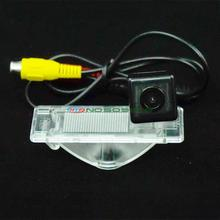Color CCD car rear view backup Reverse camera for Geely GC9 2015 parking camera night vision waterproof in stock(China)