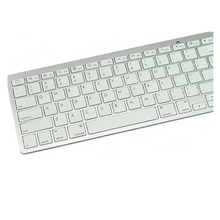 3.0V Up to 10 meter distance Wireless Bluetooth Keyboard Slim Keyboard For Ipad Up to 10 meter