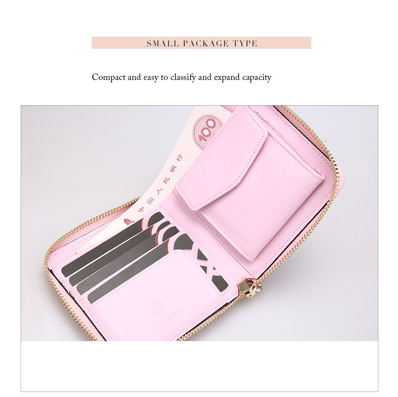 Women Top-Handle Bags Mini Clips Hasp Coin Purses Key Wallets Money Zipper Evening Bags Wristlets Leisure Bag Beach Crossbody Bag   (_11
