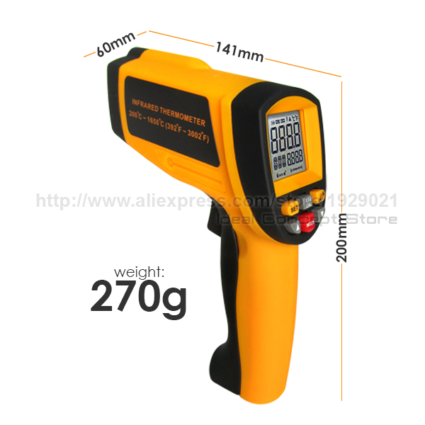 5-Ideal-Concept-thermometer-IR-G1650-Dimension