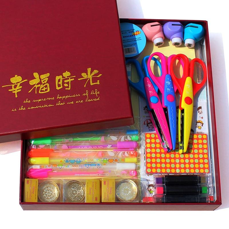 Big ben diy photo album handmade gift baby lovers Scrapbook quality exquisite gift bundle Scrapbooking<br>