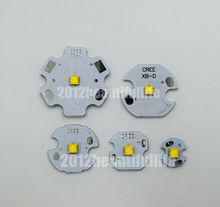 10pcs US original CREE XBD XB-D 3900-4500K Neutral White 3W High Power Led on 8mm 12mm 14mm 16mm 20mm aluminum pcb Board