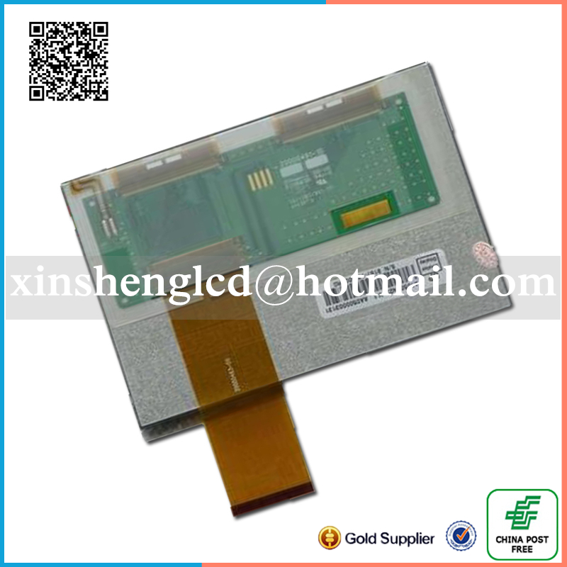 Original 5.0 inch TFT LCD Digital Screen AT050TN22 V.1 VGA 640(RGB)*480<br><br>Aliexpress