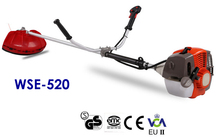 Factory Direct Supply! WSE-520 2 Stroke 52CC Brush Cutter/Grass Trimmer with CE and Low Price