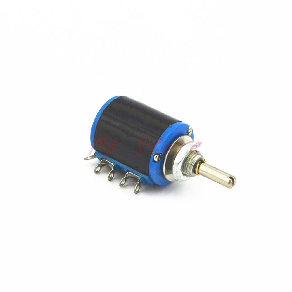 WXD3-12 2W 1K ohm Rotary Multi-turn Wirewound Precision Potentiometer<br><br>Aliexpress