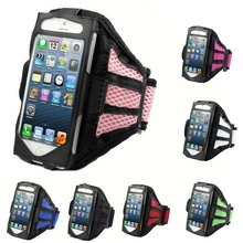 Fashion Sport Gym Running Armlet Case Cover For Apple iPhone5 5S i Phone5 iPod Touch 5G Free shippng & Wholesale