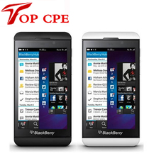"Refurbished Z10 original unlocked Blackberry Z10 phone 4.2"" Capacitive screen 4G network 8.0MP camera 16G ROM GPS WIFI phone(China)"