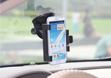 Universal Car Mount Windshield Holder For Huawei Mate 7/Lenovo Vibe Z2 Pro K920 All Cell Phone,GPS,High Quality,Free Shipping!