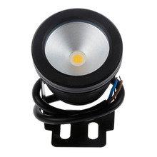DC 12V 10W Swimming Pool Led Light IP65 900LM Underwater Fountain Light Spotlight Timing Fish Tank Aquarium Lamp Warm/Cold White(China)