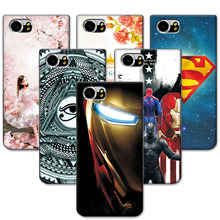 Fashion Attractive Phone Case For Blackberry DTEK70 Super Iron Man Soft Tpu Back Cover For Blackberry Keyone Mercury DTEK70 4.5""