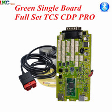 A++ Quality Single Board TCS CDP PRO PLUS 2015 R1 Newest for CARs/TRUCKs+Generic 3 in 1 New NEC Relays SCANNER Diagnostic Tool