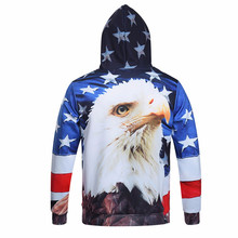 Men's Long Sleeve Hoodies Ghost/black Cat/Cross/Happy Halloween Printed Sweat Shirts Hooded Male Outerwear 30(China)