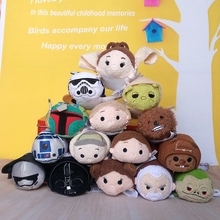 1pcs 9*5*6 CM Tsum Tsum Mini Plush doll Toys TSUM plush doll Brinquedos for Children Toys gifts