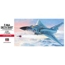 OHS Hasegawa 00341 1/72 F106A Delta Dart US Airforce Interceptor Assembly Airforce Model Building Kits
