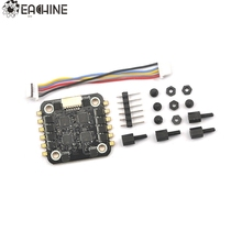 High QualityEachine Minicube 10A BLHeli_S 16.5 4 In 1 2-3S ESC BB2 Support Dshot600 For Aurora 68 90 100 Lizard95 RC Model(China)