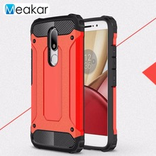 Shockproof Protection case 5.5For Moto M Case For Motorola Moto M Cell Phone Back Cover Case(China)