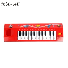 HIINST Keyboard Musical Educational Developmental Baby Kids Training Toy wholesale Factory Price Aug15(China)