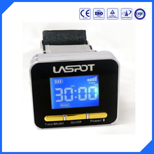 laser wrist watch for curing high blood pressure, high blood sugar, high blood fat with OEM offer(China)