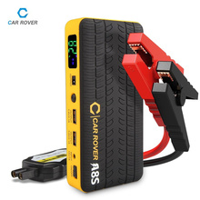 Car Rover 14000mah Jump Starter Car Battery Power Bank Emergency Auto Booster Pack Vehicle Jumpe Start 800A Peak Current(China)