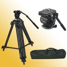 WeiFeng WF-717 1.8m Professional Heavy Duty Video Camcorder Tripod Camera(China)