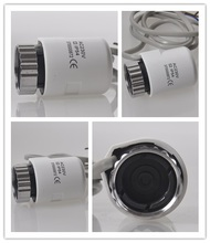 230V/110V/24V NC 2 Wires Thermal Actuator, IP54 Wax Sensor Electric Actuator,CE Certificate Valve Actuator(China)