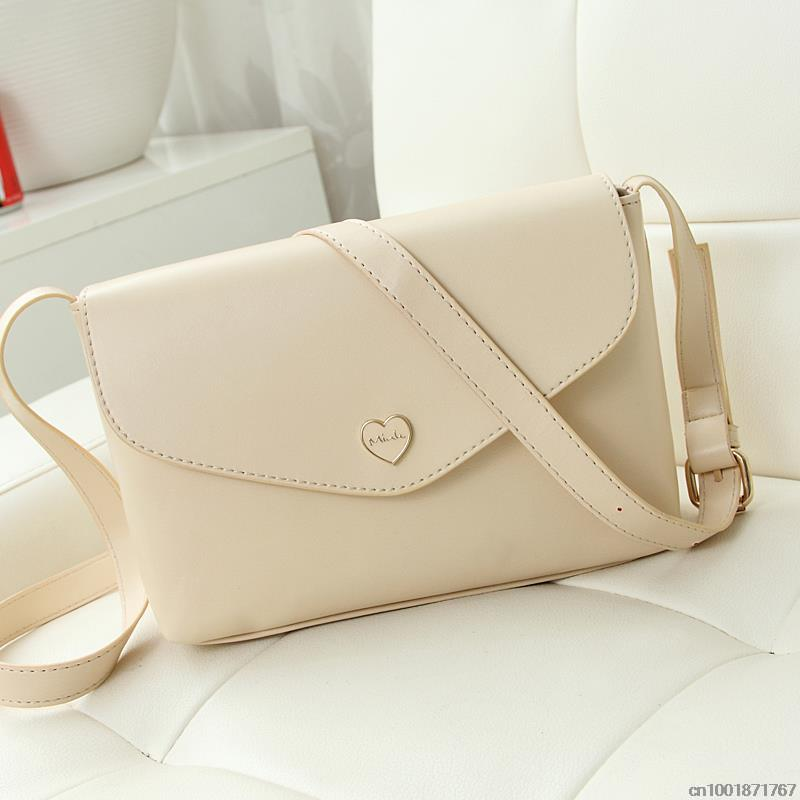 New Women Leather Handbags CrossBody Shoulder Bags Mini Fashion PU Leahter Messenger Bags Candy Color Small Women Bags Hand bags<br><br>Aliexpress