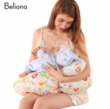 Breastfeeding Nursing Pillow for Infant Baby Learn to Sit Versatile Mummy Waist Support Pillows Breast Feeding Cushion 9 Styles