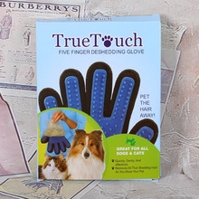 [TOOL] True touch pet dog, miscellaneous hair cleaning, nursing gloves, TV TV shopping products #0309(China)