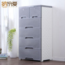 Storage Cabinet  Drawer Tower Organizer Plastic Office Bin Box New nanfei style storage drawer organizer storage plastic box