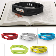 New Wristband Strap For Xiaomi Miband 1 1s Silicone Watchbands Replacement Smart Band Accessories P0.11(China)